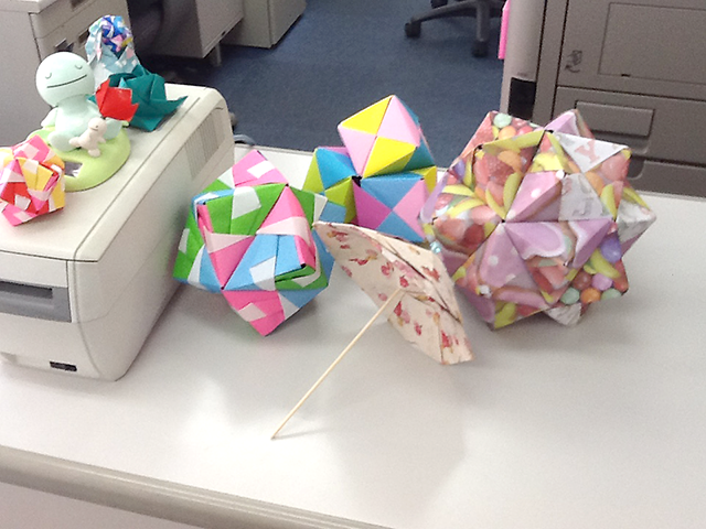 小学生から素敵なプレゼントをいただきました。