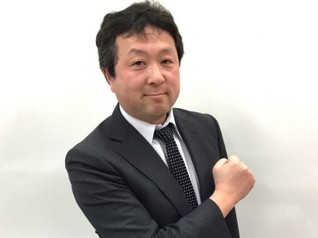 高見沢先生の写真